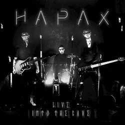 Hapax - Live Into The Cave (2020)
