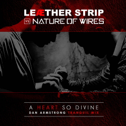 Leæther Strip vs. Nature Of Wires - A Heart so Divine (Dan Armstrong Tranquil Mix) (Single) (2020)