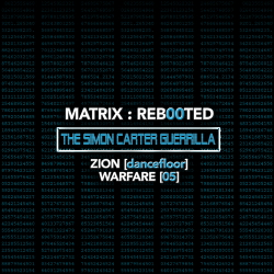 VA - MATRIX:REB00TED - The SIMON CARTER Guerrilla - Zion [Hard Dance] Warfare [05] (2020)