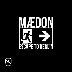 Maedon - Escape To Berlin (EP) (2020)