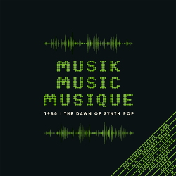 VA - Musik Music Musique - 1980 | The Dawn Of Synth Pop (3CD) (2020)