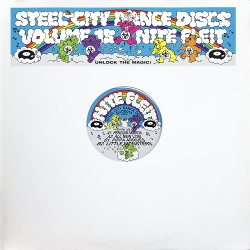 Nite Fleit - Steel City Dance Discs Volume 15 (EP) (2020)