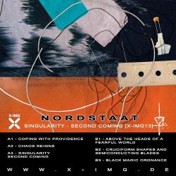 Nordstaat - Singularity - Second Coming (EP) (2020)