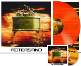 Rotersand - How Do You Feel Today? (Limited Orange Edition Vinyl) (2020)