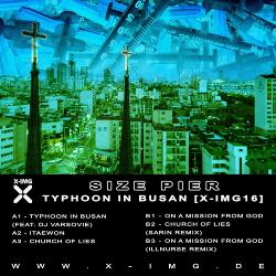 Size Pier - Typhoon in Busan (2020)