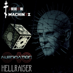 T-Error Machinez feat. Alien:Nation - Hellraiser (Suicide Commando Cover) (Single) (2020)