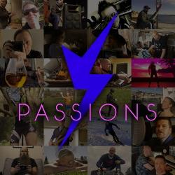 Vogon Poetry - Passions (EP) (2020)