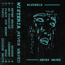 Wisteria - Never Waved (2020)